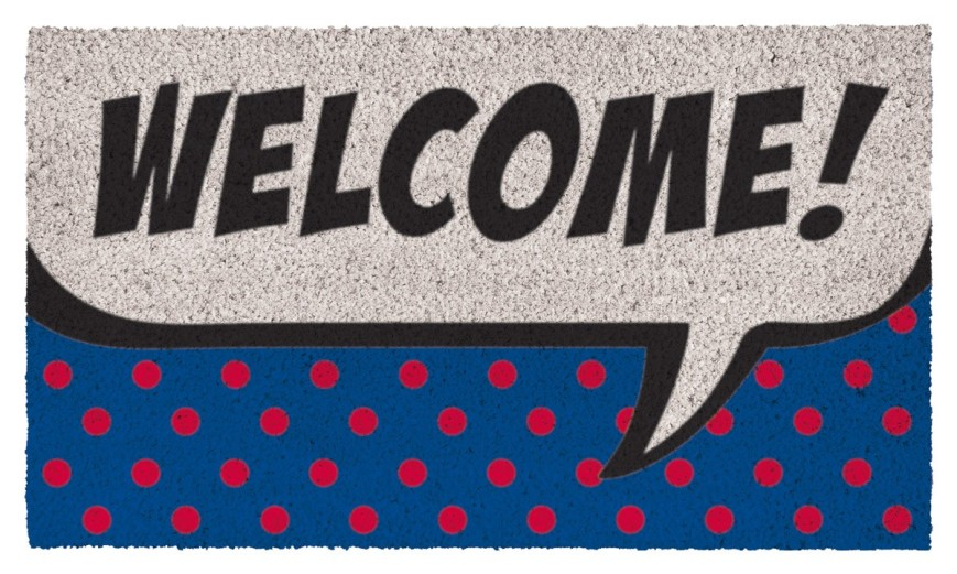 fussmatte_pop_art_welcome